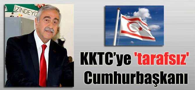 KKTC'ye 'tarafsız' Cumhurbaşkanı