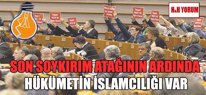 Son soykırım atağının ardında hükümetin İslamcılığı var