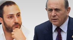 Hayko Bağdat'tan Burhan Kuzu'ya: Sensin gavur