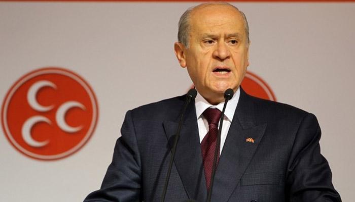 Bahçeli: HDP'liler muhatabımız değildir
