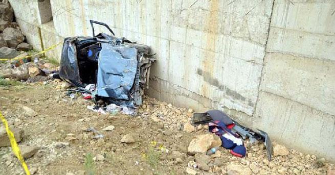 Tokat'ta feci kaza: Biri bebek 2 ölü, 3 yaralı