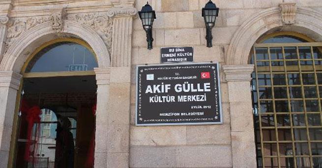 Merzifon'da, 'Ermeni Kültür Mirasıdır' tartışması