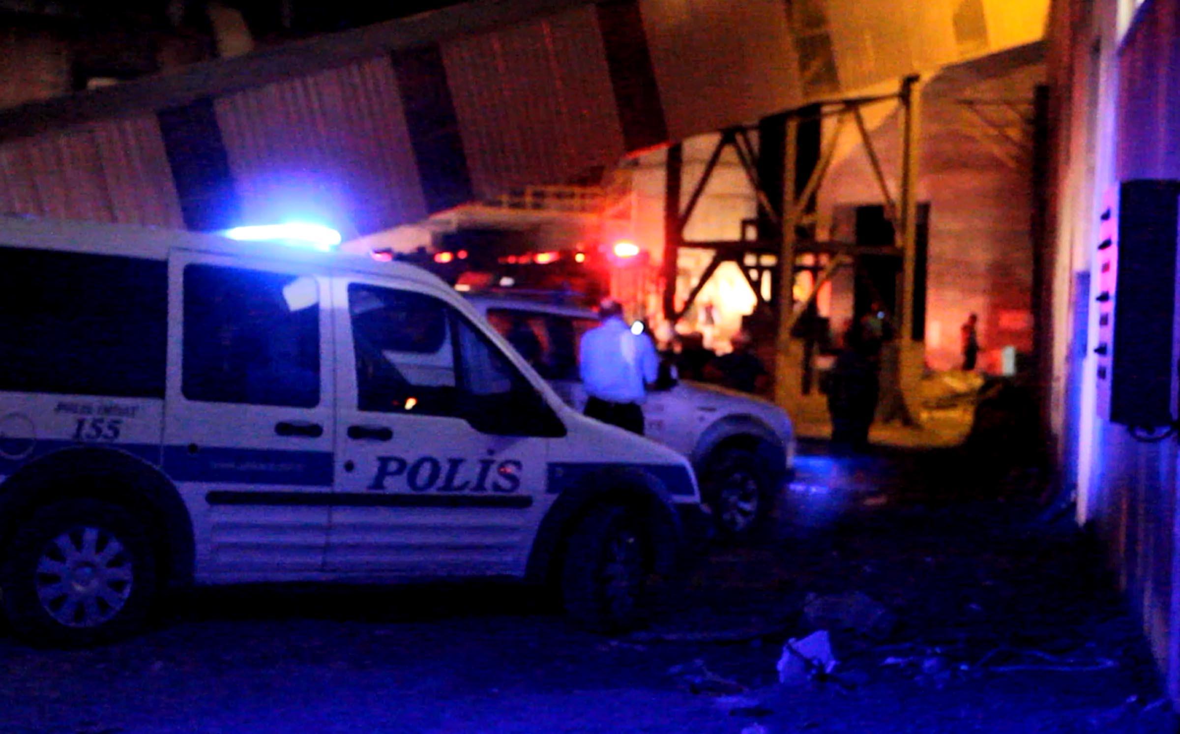 Çimento fabrikasında patlama!… 3 ölü, 2 yaralı!