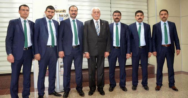 6 kişilik gönüllü Kayseri ekibi koruyor