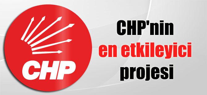 CHP'nin en etkileyici projesi