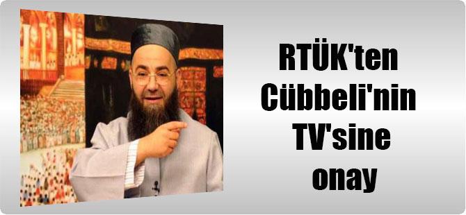 RTÜK'ten Cübbeli'nin TV'sine onay