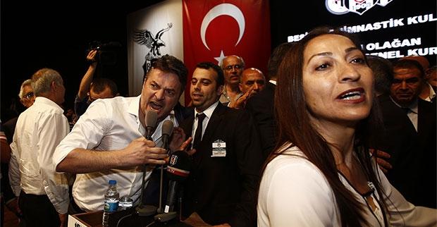 Olaylı Beşiktaş kongresinde bir delege yaşamını yitirdi