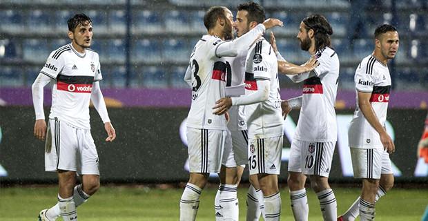 Beşiktaş, Gençlerbirliği'ni 2-1 yendi