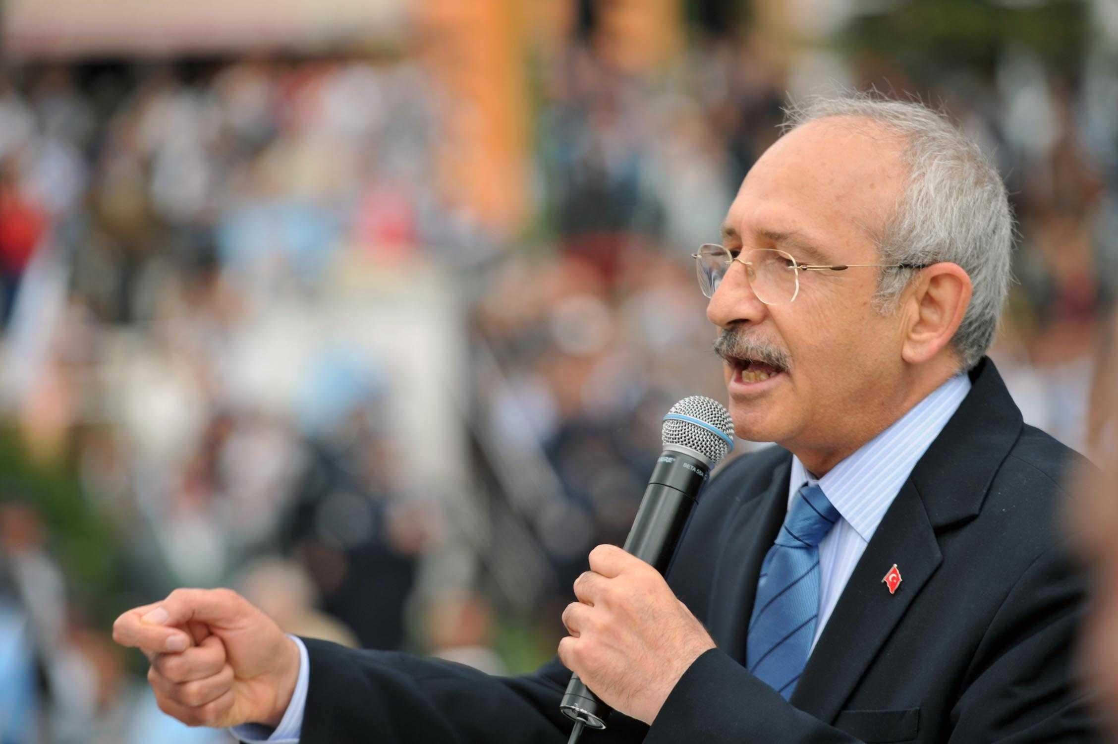 Kılıçdaroğlu: Hepinizi Silivri'ye göndereceğim