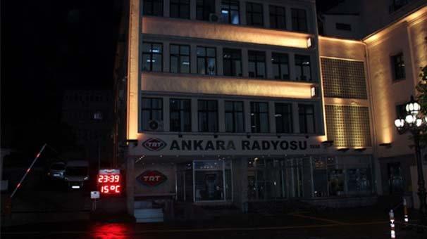 TRT çalışanı odasında ölü bulundu