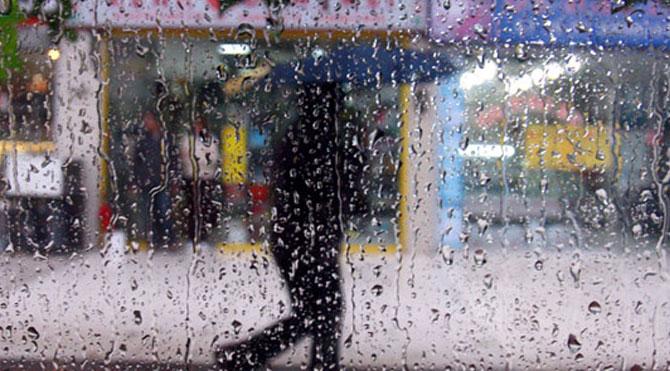 Meteorolojiden 'kuvvetli yağış' uyarısı!