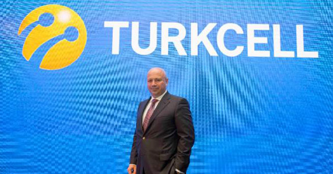 O şirket artık Turkcell'in