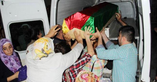 Kobani'de yaralanan 2 YPG'li öldü