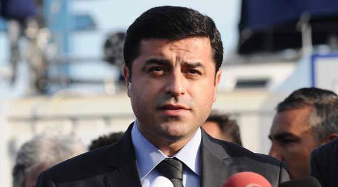Demirtaş'tan KCK'ya çağrı