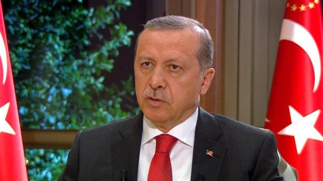 Erdoğan, Çin'e sitem etti
