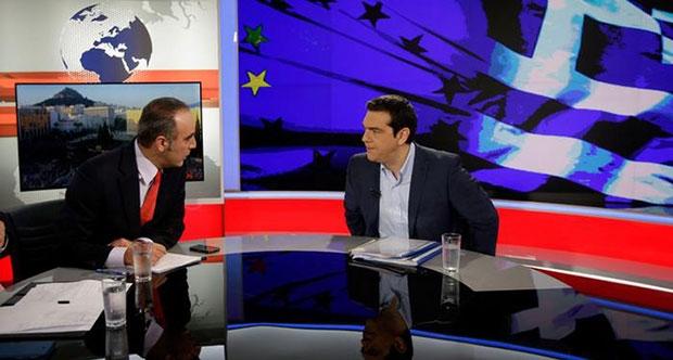 Tsipras'tan referandum sonucuna göre istifa sinyali