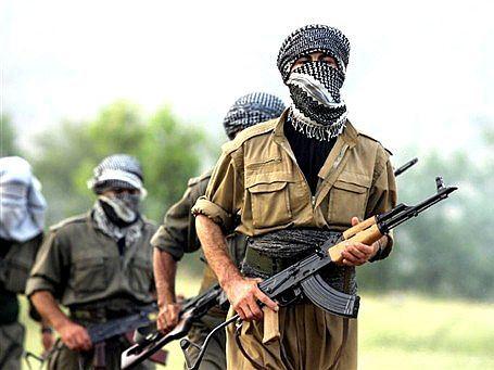 Diyarbakır'da PKK'lı haraç çetesine baskın