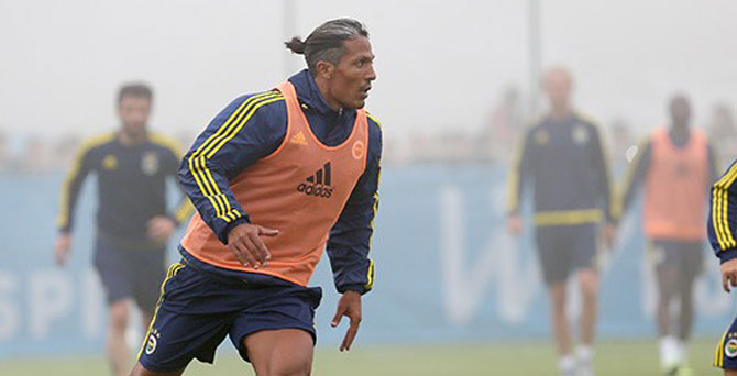 Fenerbahçe'de Bruno Alves çalışmalara başladı
