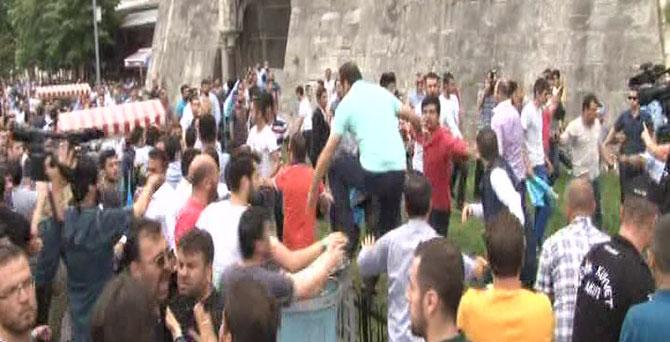 Eylemler Türkiye'den vazgeçirdi