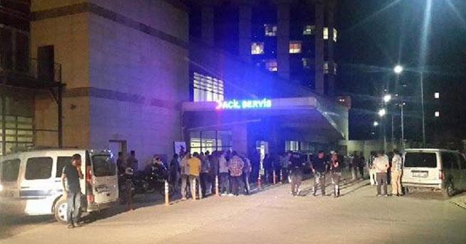 Siirt'te çatışma: 1 polis şehit