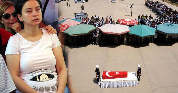 Diyarbakır şehidi törenle memleketine uğurlandı