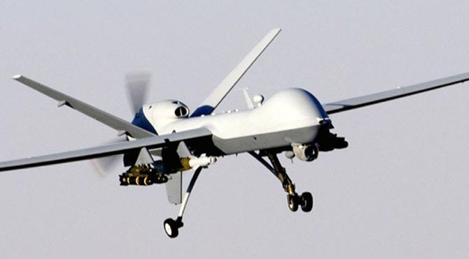 Ermenistan'ın insansız hava araçı düşürüldü!
