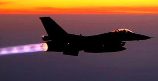 Diyarbakır'da F16 hareketliliği
