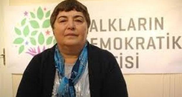 HDP'nin TBMM Başkanvekili belli oldu