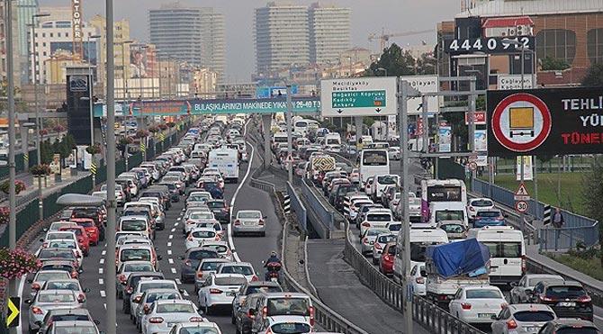 İstanbul'da bu yollar kapalı!