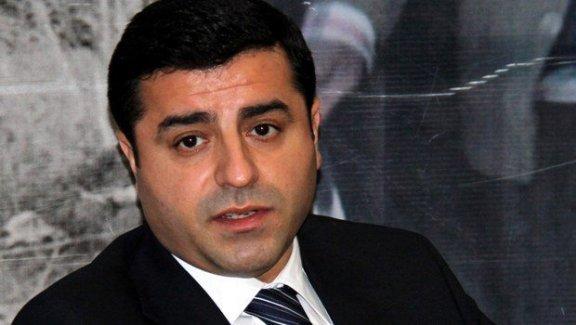 Demirtaş: FETÖ'cü kriptolar ve Erdoğan düşmanları var
