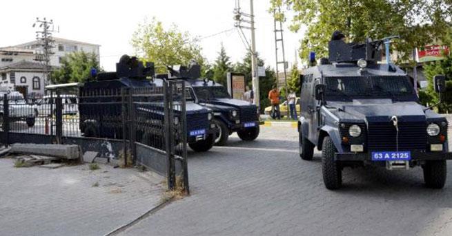 Siverek'te YDG-H'ye operasyon: 13 gözaltı