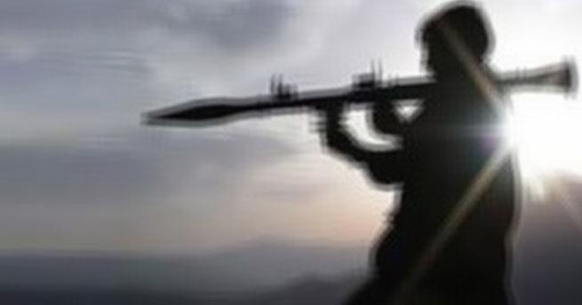 PKK'dan İlçe Jandarma Komutanlığı'na roketatarlı saldırı!