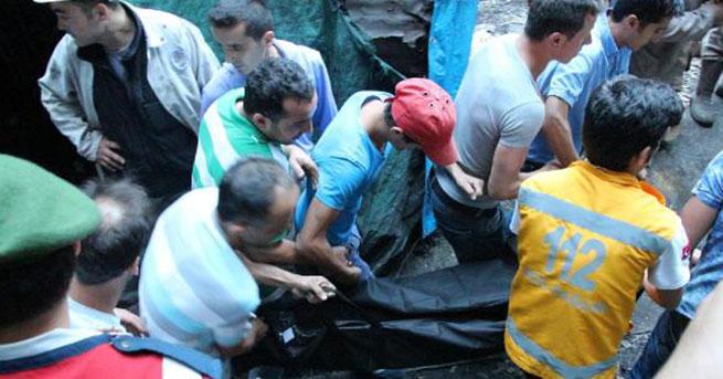 Kaçak ocakta facia: 2 ölü