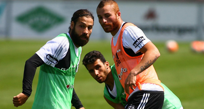 Beşiktaş'ta kavga krizi!