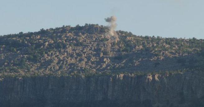 PKK'lı teröristler, 2 askeri birliğe saldırdı