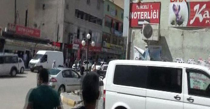 Tunceli'de 1 polis şehit