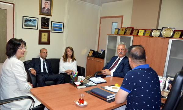 CHP Kayseri İl Başkanı Ayan, Hürriyet'e saldırıyı kınadı