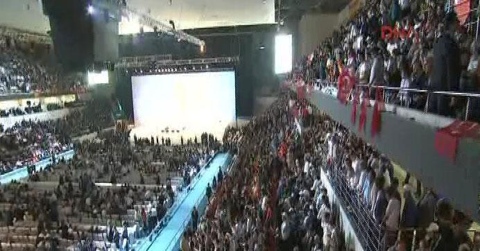 AKP'de kongre günü