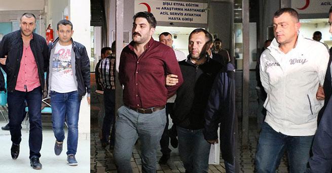 Ahmet Hakan'a saldırıda şüpheli sayısı 7'ye yükseldi