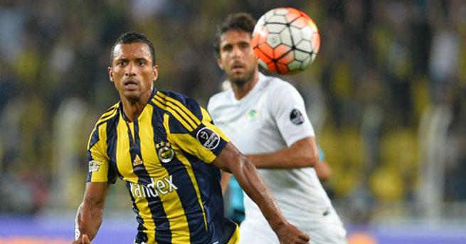 Şükrü Saracoğlu Stadyumu'nda 4 gol