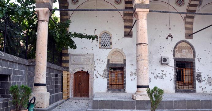 Diyarbakır'da çatışmalar tarihi vurdu