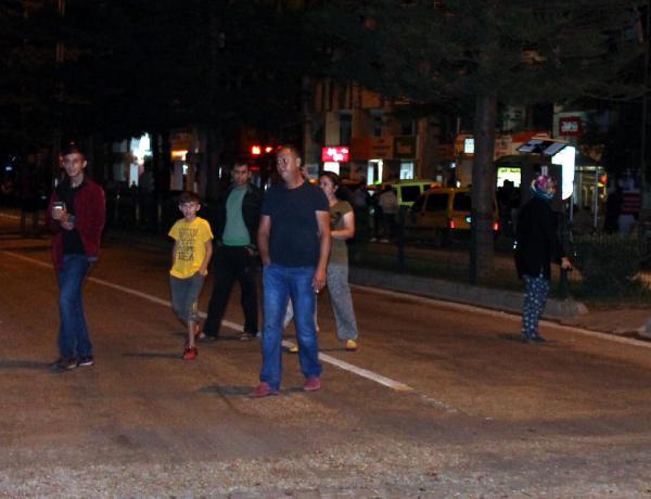 Antalya 5.2 ile sallandı