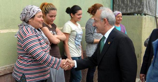 Kılıçdaroğlu'ndan kadınlara mesaj