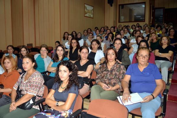 Akdeniz Belediyesi'nde 'Kadın meclisi' kuruldu