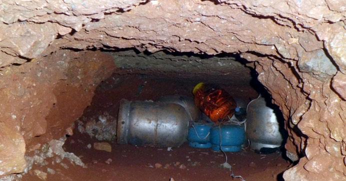 PKK'lıların tuzakladığı bomba imha edildi