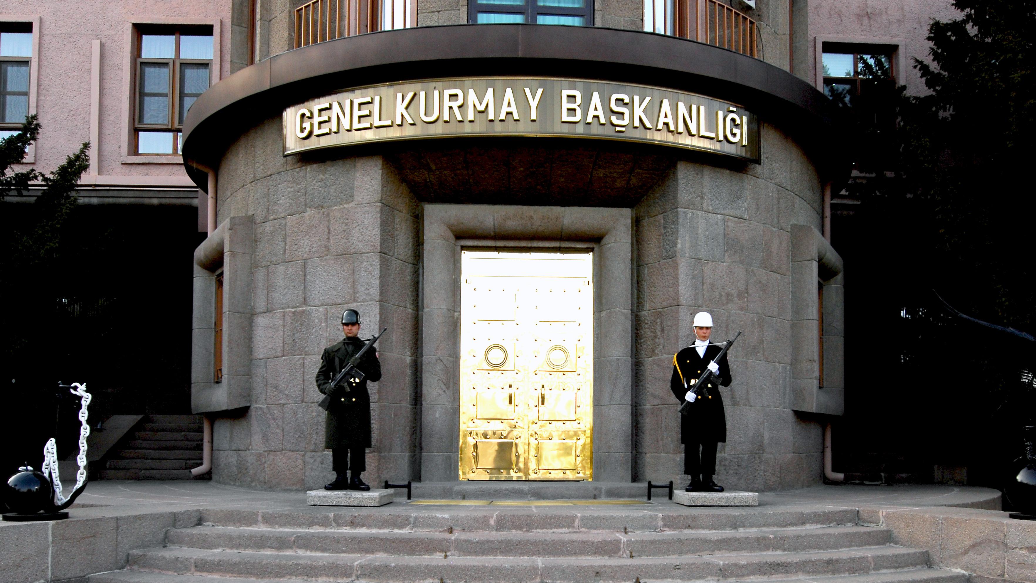 TSK'dan 'Ankara' açıklaması