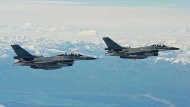 TSK'dan Kuzey Irak'a hava haraketı: 6 hedef imha edildi