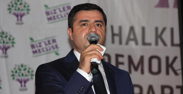 Mahkeme Demirtaş'ı Şırnak'a istedi