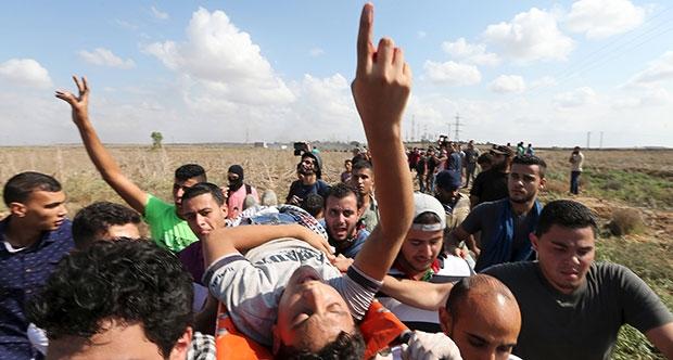 İsrail askerleri Filistinlilere ateş açtı: 4 ölü