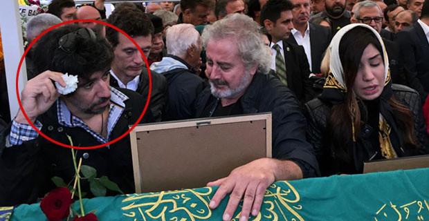Levent Kırca'nın oğlundan babaya son bakış